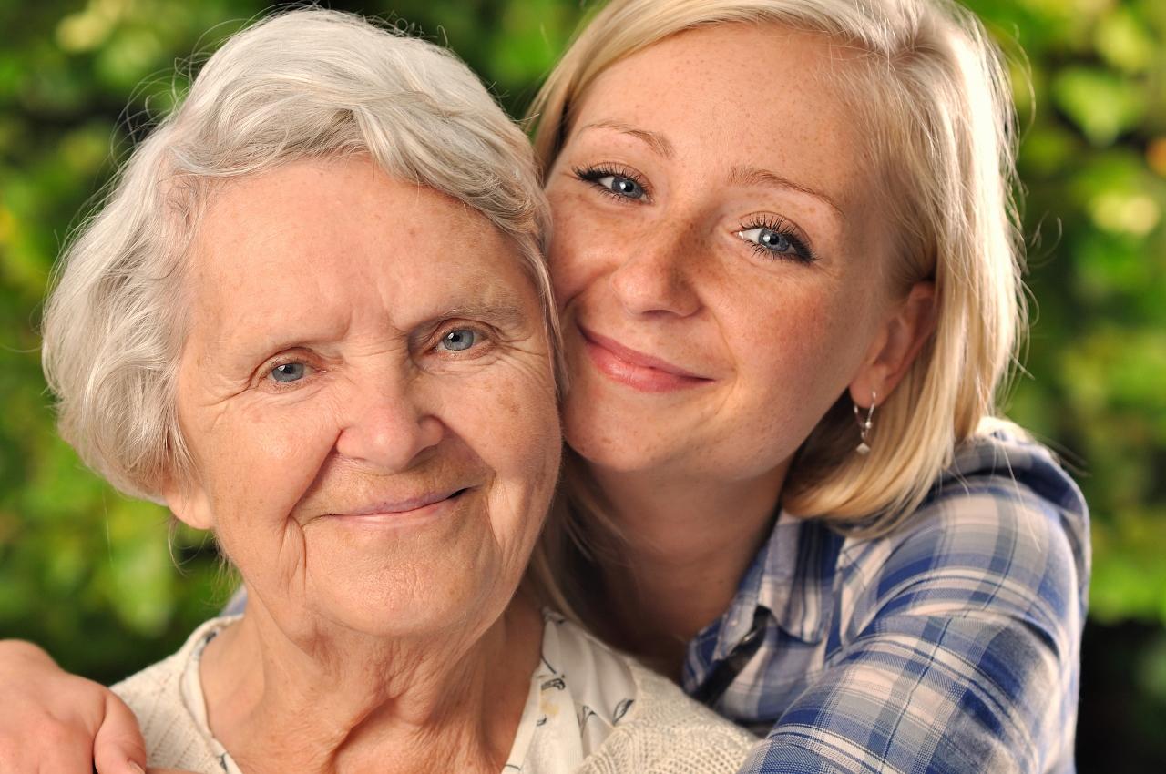 Днем, бабушка картинки красивые